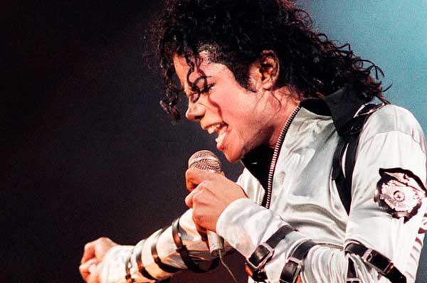 Michael Jackson música romântica