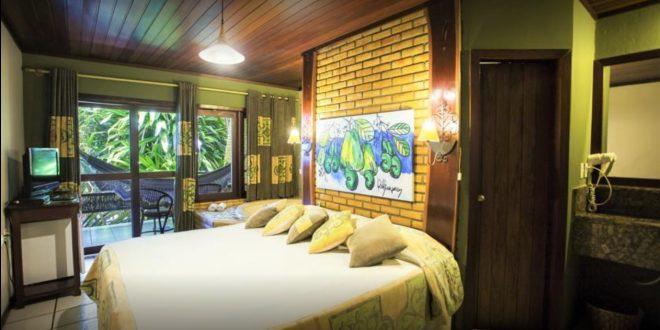 Os 7 melhores hotéis Brasileiros para encontros discretos
